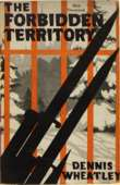 (39th reprint cover for The Forbidden Territory)