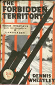 (21th reprint cover for The Forbidden Territory)