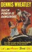 (1962 Arrow cover for Such Power Is Dangerous)