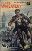 (1960 cover for Black August)