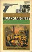 (1965 cover for Black August)
