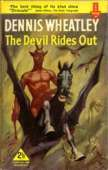 (1958 cover for The Devil Rides Out)