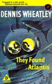 1961 reprint cover for They Found Atlantis