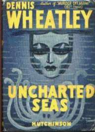 (1st edition wrapper for Uncharted Seas)