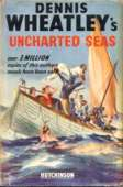 (1951 reprint cover for Uncharted Seas)