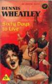 (1960 cover for Sixty Days To Live)