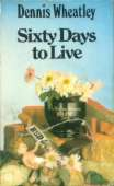 (1972 cover for Sixty Days To Live)
