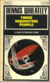 2nd 1965 cover for Three Inquisitive People
