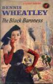(1960 cover for The Black Baroness)