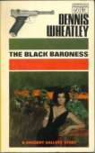 (1965 cover for The Black Baroness)