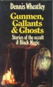 (1971 reprint cover for Gunmen, Gallants And Ghosts)