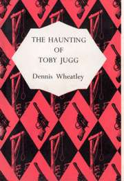 cover for The Mystery Book Guild edition of The Haunting Of Toby Jugg