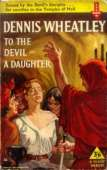 1956 cover for To The Devil A Daughter