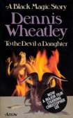 May 1976 reprint cover for To The Devil—A Daughter