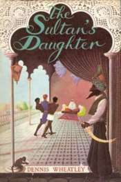 wrapper for the Book Club edition of The Sultan's Daughter
