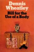 (1973 Lymington wrapper for Bill For The Use Of A Body)