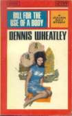 (1966 cover for Bill For The Use Of A Body)