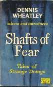 (1965 reprint cover for Shafts Of Fear)