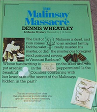 (The Malinsay Massacre cover image)